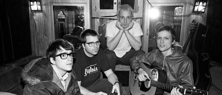 Как нерды Weezer навсегда изменили музыку