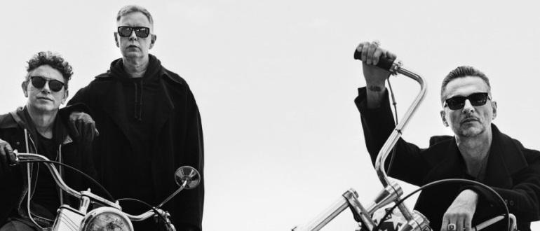 5 сайд-проектов, вдохновленных Depeche Mode