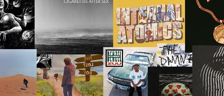Лучшие зарубежные альбомы 2019 года. Part 1