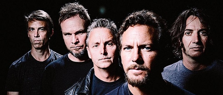 Pearl Jam назвали дату выхода нового альбома
