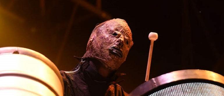 Tortilla Man из Slipknot официально рассекречен