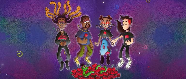 Ty Dolla $ign, Канье Уэст, Skrillex и FKA twigs выпустили совместный трек
