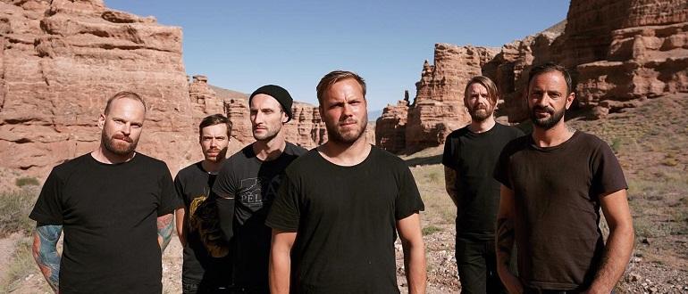 The Ocean анонсировали новый альбом «Phanerozoic II: Mesozoic | Cenozoic»