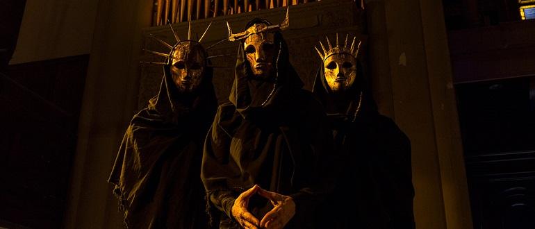 Imperial Triumphant выпустили песню с Томасом Хааке из Meshuggah
