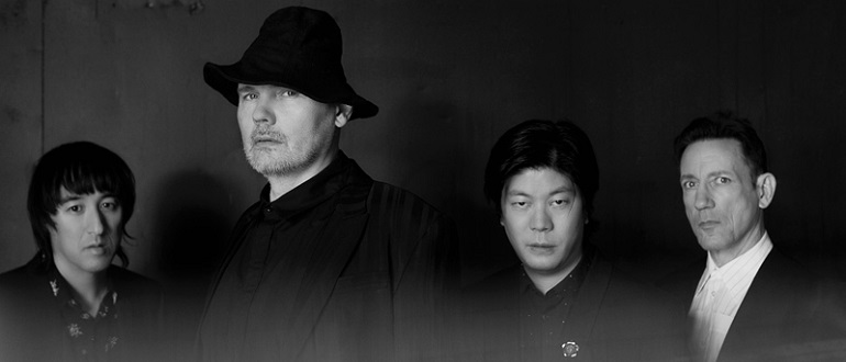 The Smashing Pumpkins анонсировали двойной альбом «Cyr»