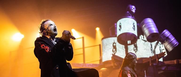 Slipknot выступят на фестивале «Park Live» в Москве