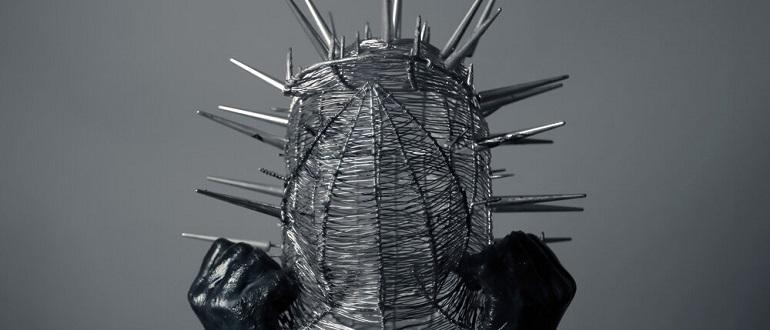 Новый альбом: Ghostemane «ANTI-ICON»
