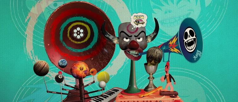 """Новый альбом: Gorillaz """"Song Machine, Season One: Strange Timez (Deluxe)"""""""