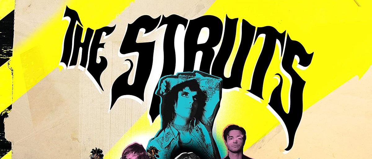 Новый альбом: The Struts «Strange Days»