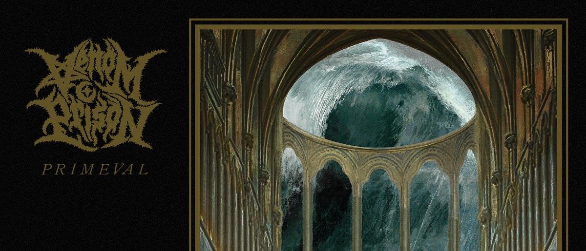 Новый альбом: Venom Prison «Primeval»