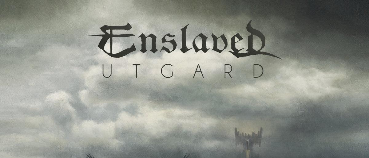 Новый альбом: Enslaved «Utgard»