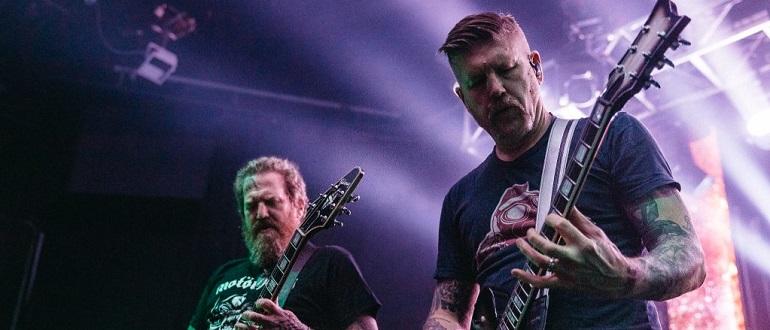 Гитарист Mastodon рассказал о бессмысленности выпуска альбома во время пандемии COVID-19
