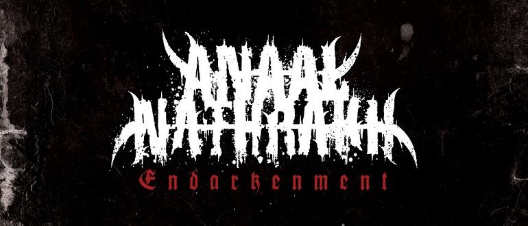 Новый альбом: Anaal Nathrakh «Endarkenment»