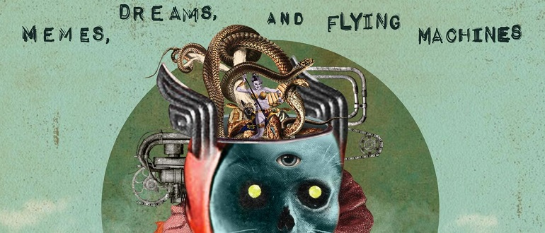 Новый альбом: The Sound That Ends Creation «Memes, Dreams, And Flying Machines»