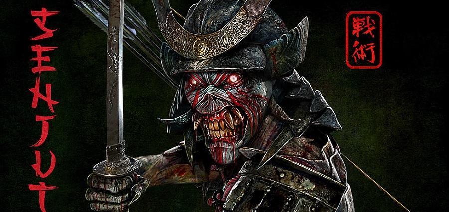 Iron Maiden анонсировали первый за 6 лет альбом «Senjutsu»