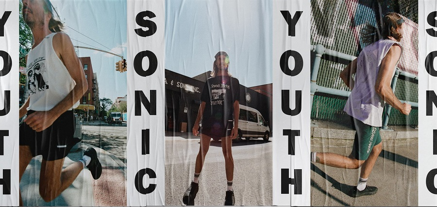 Sonic Youth вдохновили Satisfy на создание новой линии одежды для бега