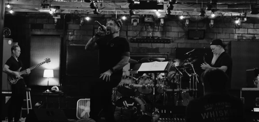 Mudvayne опубликовали видео с репетиции