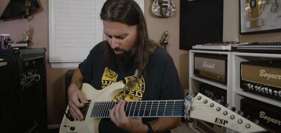 Гитарист Deftones выпустил плейтру на «Rosemary»