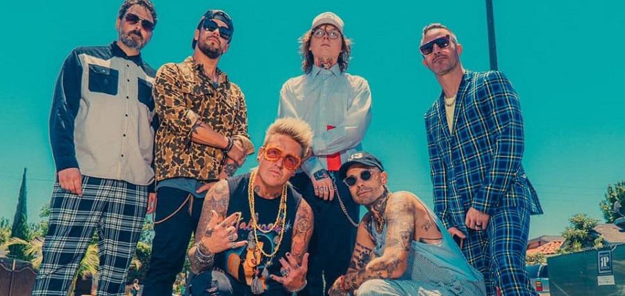 Papa Roach выпустили коллаб с FEVER 333 и Sueco