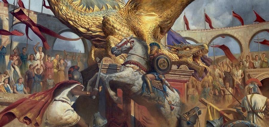 Рецензия: Trivium «In The Court Of The Dragon» (2021)
